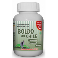 Boldo do Chile - 100 Capsulas