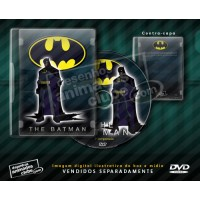 Batman - Pacote The Batman 1�, 2�, 3�, 4� e 5� Temporadas