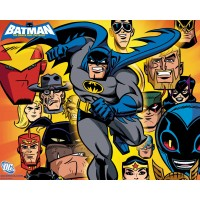 Batman - Bravos e Destemidos (Batman the Brave and The Bold) 1� Temporada