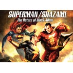 Superman / Shazam - O Retorno do Black Adam
