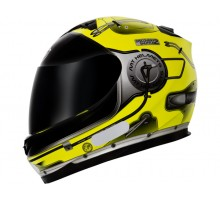 Capacete MT Blade Stratos Yellow