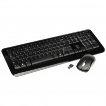 Kit Teclado e Mouse �ptico Desktop 800 Wireless