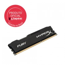 Mem�ria Kingston HyperX FURY 4GB 1600MHz DDR3