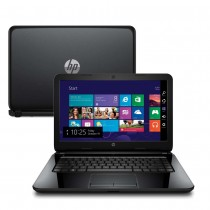 Notebook HP 14-R052BR Processador Intel� Core i5-4210U, Windows 8.1, 4GB, 500GB