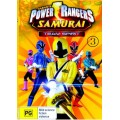 Power Ranger Samurai