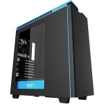 Gabinete Nzxt Mid tower H440 AZUL