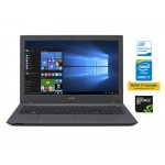 Notebook Acer Aspire E5 CORE I7 5500U 8GB 1TB WIN10 GEFORCE 920M GRAFITE