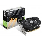 Placa de vídeo MSi GTX 1050TI OC 4GB GDDR5 - 912-V809-2272