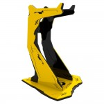 Suporte para Fone Rise Venom PRO - Black/Yellow - RM-VN-02-BY