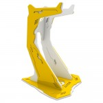 Suporte para Fone Rise Venom PRO - White/Yellow - RM-VN-02-WY