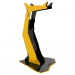 Suporte para Fone Rise Venom - Black/Yellow - RM-VN-01-BY