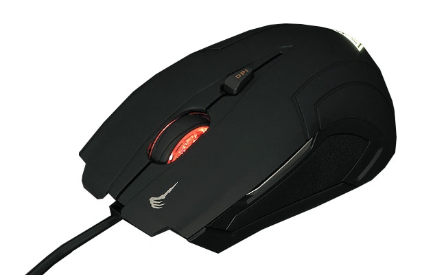 Mouse Gamdias Demeter Optico - GMS5000