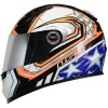 Capacete LS2 FF358 RACE - RED