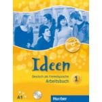 Ideen 1 - Arbeitsbuch mit Audio-CD+CD-ROM - A1