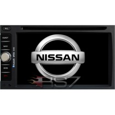 Central Multim�dia com GPS e TV - Nissan Livina