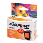 Cartucho de tinta Preto Maxprint CC641WL60XL 13ML