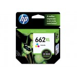 Cartucho HP 662XL Color CZ106AB 8ML 1UN