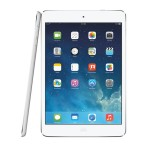 "Tablet Apple iPad Air Wi-Fi + Cellular/ Memória 64Gb/ Tela 9,7""/ Câmera 5MP/ iOS7/ MD790BZ/A - Prata"