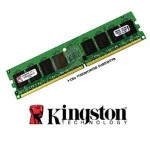 Mem�ria DDR3 2GB 1333 Kingston