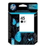 Cartucho HP 45 51645A Preto 42ML
