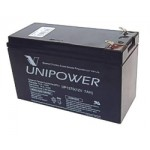 Bateria Selada Nobreak  UP1270E 12V 7AH Unipower