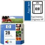 Cartucho HP Color 28 C8728AL 8ML