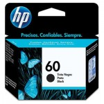 Cartucho HP CC640WL 60 Preto 4ML