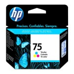Cartucho HP 75 CB337WL Color 3,5ML