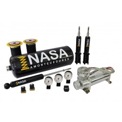 Kit Ar 8v 8mm c/ Compressor - Siena Antigo