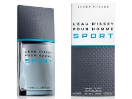 Perfume L'eau D'issey Pour Homme Sport Issey Miyake Eau de Toilette Masculino 200 Ml