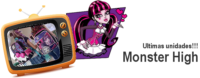 Chamada - Monster High