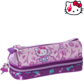 Estojo Duplo | HELLO KITTY MAD BARBARIANS | 906B14 | Lilas