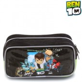 Estojo Duplo | BEN 10 | Cole��o BATTLE READY | 24315 | Preto