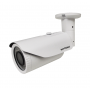 C�mera IP Bullet 1.3MP - IR 40mts - Varifocal 2.8-12mm - POE