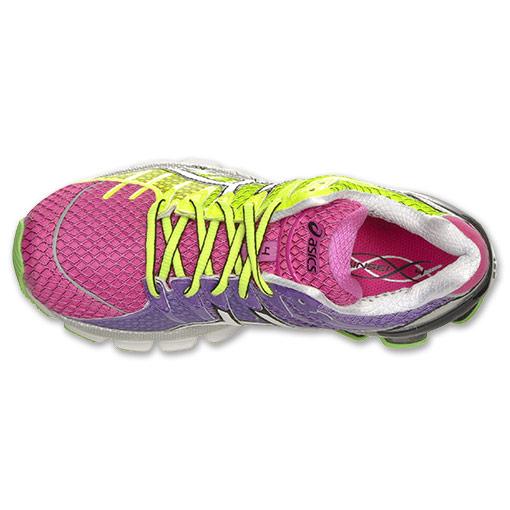 tenis asics gel kinsei 4 mosaico feminino asics shoes