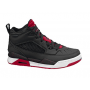 T�nis Nike Masculino Jordan Flight 9.5 Preto com Vermelho - Black/Gym Red/White/Cool Grey