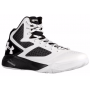 T�nis Under Armour Masculino Clutchfit Drive 2 Branco  - White/Metallic Silver/Black