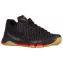 T�nis Nike KD 8 EXT Basketball Masculino Preto - Black/Metallic Gold/Laser Crimson