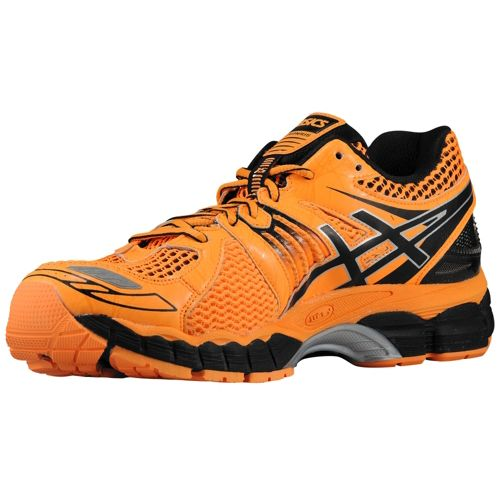 asics gel nimbus 15 orange