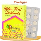 Gel�ia Real Liofilizada 30 tabletes - Prodapys