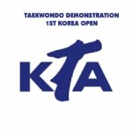 DVD Demonstra��o de Taekwondo 1st Korean Open