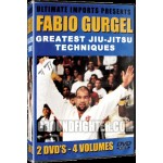 DVD - FABIO GURGEL 4 em 1- GREATEST TECHNIQUES