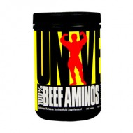 100% Beef Aminos 200 tabletes - Universal Nutrition