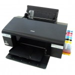 Kit Epson T50 com tinta Ultrachrome