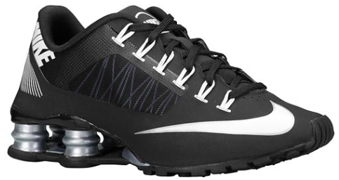 Nike Shox Superfly R4 Masculino Preto