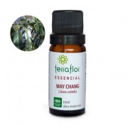 �leo Essencial de May Chang 10ml Terra Flor