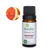 �leo Essencial de Grapefruit 10ml Terra Flor
