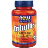 Tribulus 1000mg Now Sports - 90 Capsulas