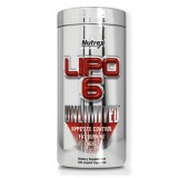 Lipo 6 Unlimited Nutrex - 120 Caps