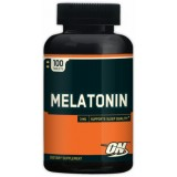 Melatonina 3mg Optimum Nutrition - 100 Comprimidos